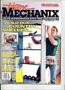 Home Mechanix - October 1988 (Image1)