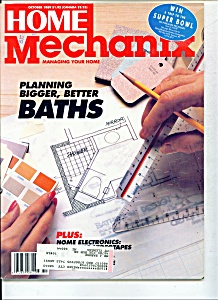Home Mechanix  - October 1989 (Image1)