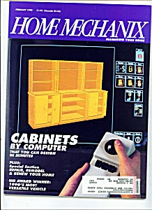 Home Mechanix - FEbruary 1990 (Image1)