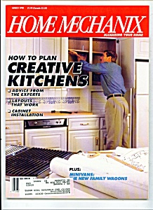 Home Mechanix -  March 1990 (Image1)