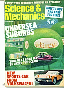 Science & Mechanics - december 1969 (Image1)
