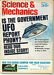 Science & Mechanics - May 1969 (Image1)