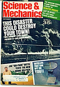 Science & Mechanics - October 1969 (Image1)