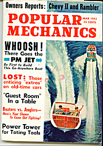 Popular Mechanics  March 1962 (Image1)