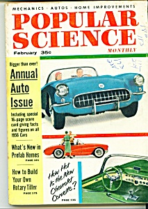 Popular Science - February 1956
