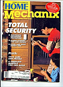 Home Mechanix  -  November 1989 (Image1)