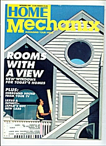 Home Mechanix -  September 1989 (Image1)