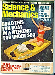 Science & Mechanics -September 1969 (Image1)