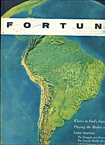 Fortune Magazine-  February 1962 (Image1)