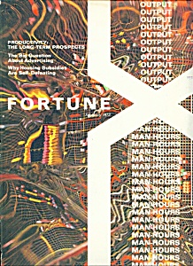 Fortune magazine -  February 1972 (Image1)