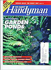 The  Family Handyman - June 1990 (Image1)