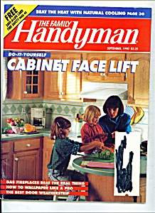 The Family Handyman - September 1990 (Image1)