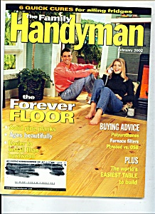 The Family Handyman - January 2002 (Image1)