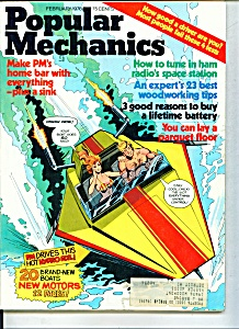 Popular Mechanics - February 1976 (Image1)