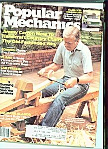 Popular Mechanics - August 1984 (Image1)