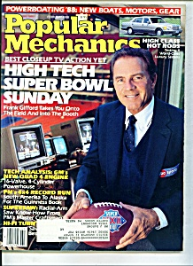 Popular Mechanics  - February 1988 (Image1)