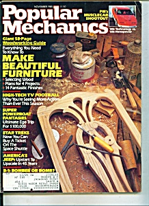 Popular Mechanics - November 1985 (Image1)