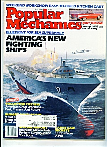 Popular Mechanics - July 1988 (Image1)