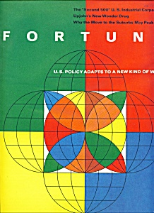 Fortune magazine - June 1972 (Image1)