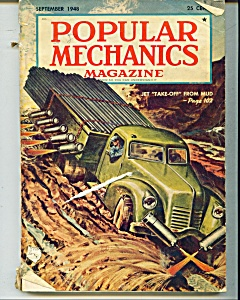 Popular Mechanics  September 1948 (Image1)