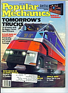 Popular Mechanics - June 1986 (Image1)