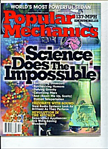 Popular Mechanics February 2003 (Image1)