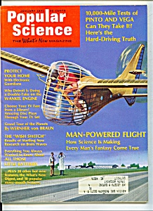 Popular Science -  January 1971 (Image1)
