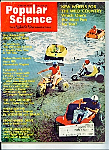 Popular Science -march 1971