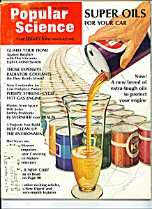 Popular Science - June 1971