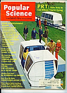 Popular Science Magazine (Image1)