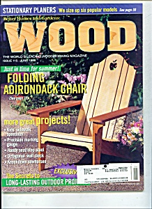 Wood Magazine - June 1999