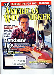 American Woodworker-readers Digest Pub. - 8-99