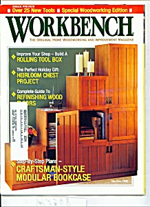 Work Bench magazine -  Nov/Dec. 1998 (Image1)