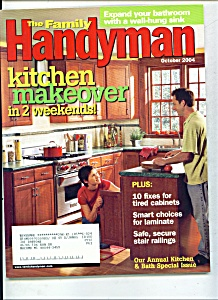 The Family Handyman - October 2004 (Image1)