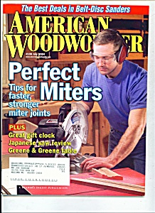 American Woodworker - July 2 004 (Image1)