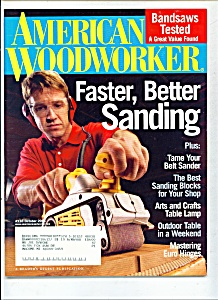 American Woodworker - October 2004 (Image1)