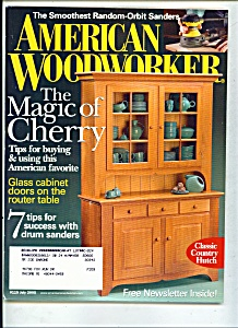 AmericanWoodworker - July 2005 (Image1)