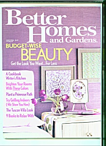 Better Homes and Gardens - March 2006 (Image1)