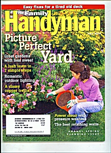 The family Handyman - April 2001 (Image1)