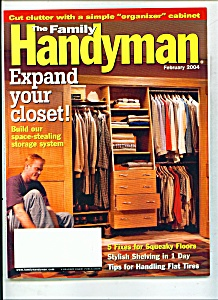 The Family Handyman - February 2004 (Image1)