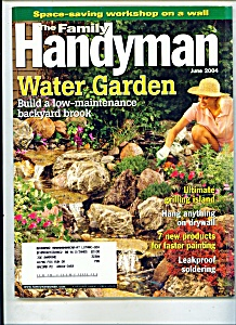 The Family Handyman - June 2004 (Image1)