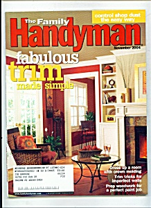 The Family Handyman - November 2004