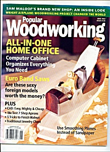 Popular Woodworking  -  June 2003 (Image1)