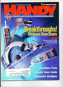 Handy magazine -  Nov. Dec. 2000 (Image1)