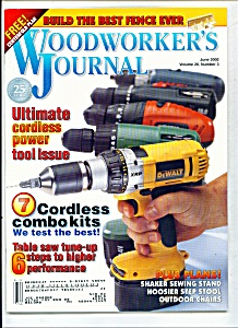 woodworker's journal - June 2002 (Image1)