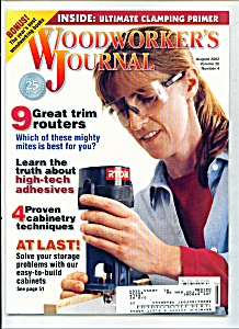 Wopodworker's Journal - August 2002 (Image1)
