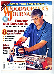 Woodworker's Journal - October 2002
