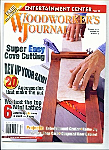 Woodworker's journal - October 2003 (Image1)