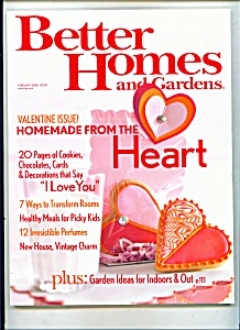 Better Homes and Gardens -  February 2006 (Image1)