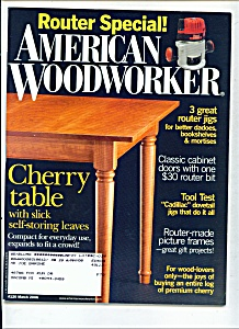 American Woodworker - March 2006
